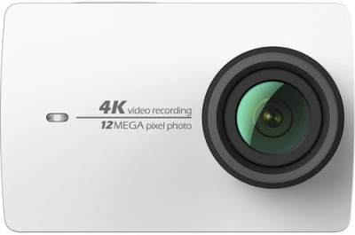 Yi 4K YAS 1616 INT Sports and Action Camera(White 12 MP) 1