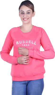 Kaily Full Sleeve Printed Women Sweatshirt