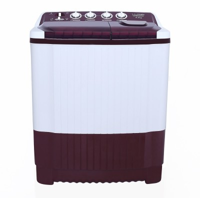 Lloyd 8 kg Semi Automatic Top Load Maroon(LWMS80BD)
