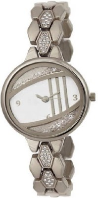 R P S Fashion new stylish SILVER watches FOR girls Analog Watch   For Women