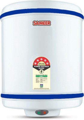 Sameer 10 L Storage Water Geyser (Spout, White)