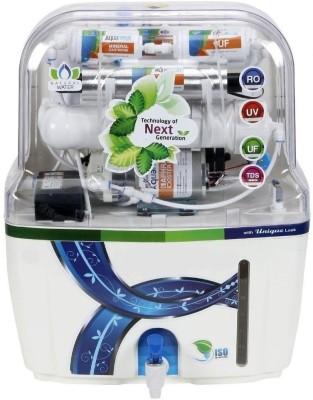 Aqua Fresh Swift next generation 12 L RO + UV + UF + TDS Water Purifier(White)