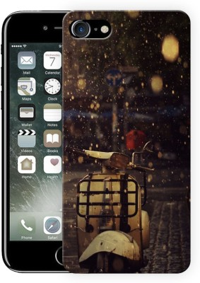 StreetMarket Back Cover for Apple iPhone 7 Multicolor, Hard Case