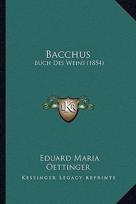 Bacchus(English, Paperback, Grindrod Ralph Barnes)