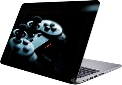 PRINTCLUB game remote Laptop Sticker 15.6 inch-Premium Quality, UV Printed, Laminated, Bubble Free, Scratchproof Laptop Skin-377 Vinyl Laptop Decal 15.6