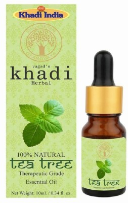 Vagad's Khadi Tea Tree Essential Oil(10 ml)