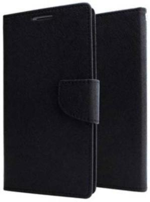 OPTEGIC Flip Cover for VIVO Y66 Black