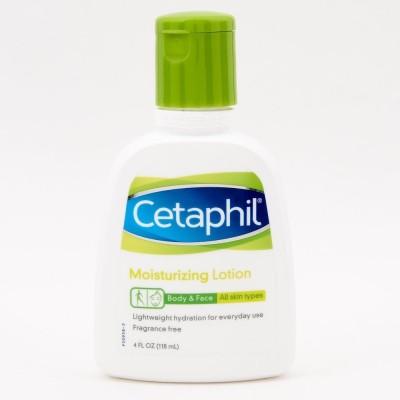 Cetaphil Moisturizing Lotion New(118 ml)