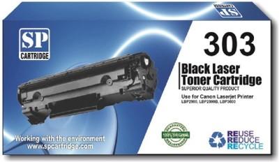 SP 303 Toner Cartridge Black Black Ink Toner SP Toners