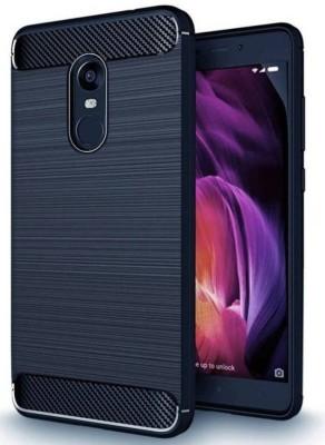 Gavial Back Cover for Mi Redmi Note 4 Black