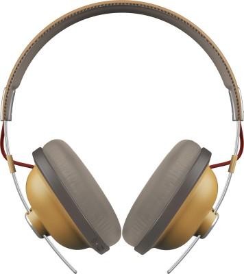 Panasonic RP-HTX80BE-C Bluetooth Headset(Beige, On the Ear)