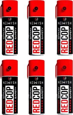 Newish -Powerful   Self Defence For Women (35 ml  50 Shots) Range Upto-15 Feet Pepper Stream Spray