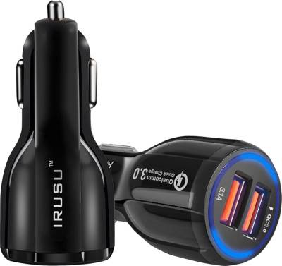 Image of Irusu car charger which is best option under 700