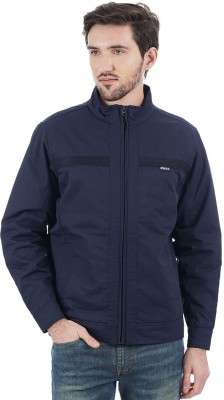 Cloak & Decker Full Sleeve Solid Men Jacket