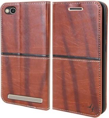 Sarju Front   Back Case for Samsung Galaxy J7 Max Brown