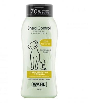Wahl Shed Control Lemongrass Sage Dog Shampoo (710ml) Whitening and Color Enhancing Lemongrass Sage Dog Shampoo(710 ml)