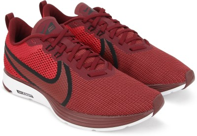 Nike ZOOM STRIKE 2 Running Shoes For Men(Red) 1