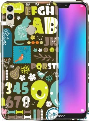 Noise Back Cover for Honor 8C(Multicolor, Hard Case, Plastic) Flipkart