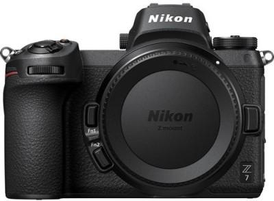 Nikon Z 7 Mirrorless Camera Body with Mount Adapter FTZ(Black)
