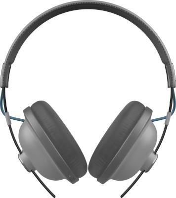Panasonic RP-HTX80BE-H Bluetooth Headset(Grey, On the Ear)