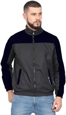 VERSATYL Full Sleeve Solid Men Jacket