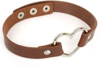 MUSE CREATIONS Leather Choker at flipkart