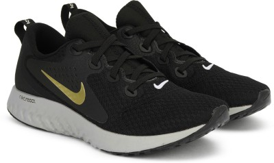 Nike WMNS LEGEND REACT Running Shoe For Women(Black) at flipkart