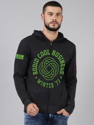 Rodid Full Sleeve Printed Men Sweatshirt