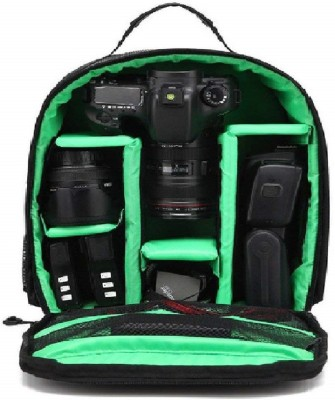 God Boy Camera Bag 10 L Backpack(Green)