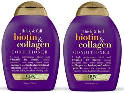Organix Thick and Full Biotin and Collagen(384 ml)