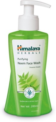 Himalaya Purifying Neem Face Wash(200 ml)