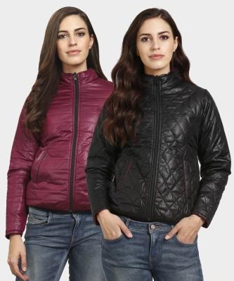 Duke Full Sleeve Solid Women Jacket at flipkart