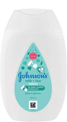 Johnson's Milk Plus Rice Lotion(100 ml)