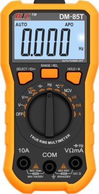 HTC DM-85T Digital Multimeter(Multicolor 6000 Counts)