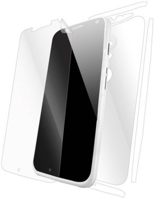FIRST IMPRESSION Front and Back Tempered Glass for Nokia 8.1, Nokia 8.1(Pack of 1)