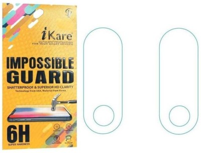 KHR Screen Guard for Xiaomi Mi Band 3 Full Edge to Edge Coverage Anti Bubble Front Screen Scratch Guard Protector(Pack of 2)
