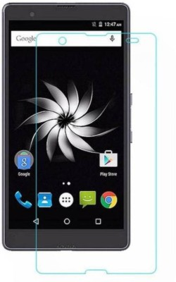BIZBEEtech Tempered Glass Guard for Micromax AQ5001 Canvas Juice 2(Pack of 1)
