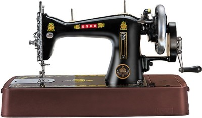 Usha Bandhan Without Cover Manual Sewing Machine( Built-in Stitches 1)