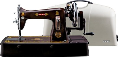 Usha Bandhan Dlx Composite with cover Manual Sewing Machine( Built-in Stitches 1)