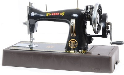 Usha Umang With Cover Manual Sewing Machine( Built-in Stitches 1)