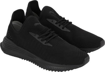 Puma AVID evoKNIT Sneakers For Men(Black) at flipkart