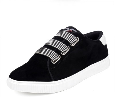 Red Cruise - Sneakers/casual/dress shoes-Black Sneakers For Men(White)