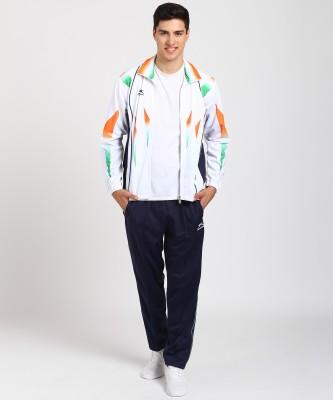 Shiv Naresh Self Design Men's Track Suit