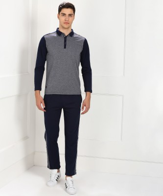 Fort Collins Solid Men's Track Suit