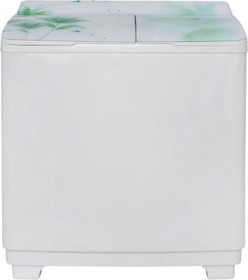 Lloyd 7.5 kg Semi Automatic Top Load Washing Machine White(LWMS75HG) at flipkart