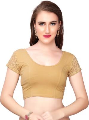 Pagazo Round Neck Women's Stitched Blouse