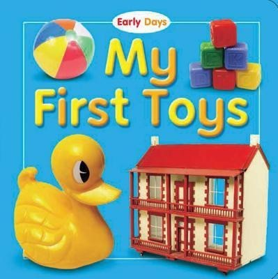 My First Toys(English, Board book, The Top That Team)