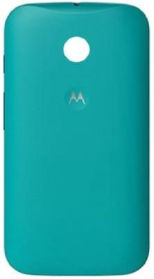BUCKEINSTORE Motorola Moto E  1st Gen  Back Panel skyblue