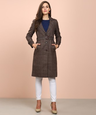 People 100% Cotton Solid Coat