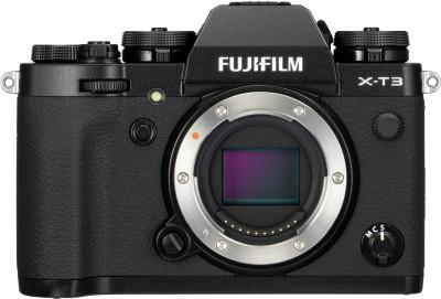 Fujifilm X-T3 Mirrorless Camera Body Only(Black)